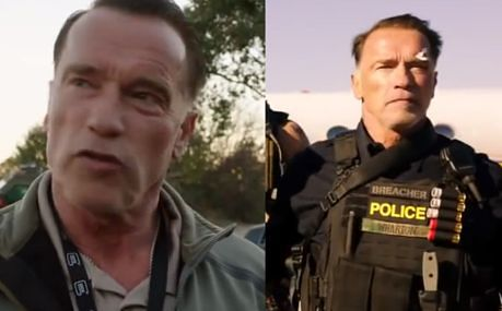 Jest NOWY FILM ze Schwarzeneggerem!