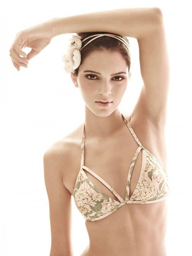 17-letnia siostra Kardashian w bikini!