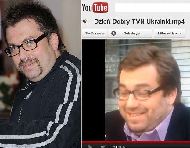 """""""Ukrainki"""" Węglarczyka usunięte z YouTube!"""