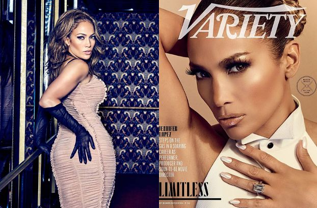 """Jennifer Lopez o trudnych początkach kariery: """"Mówili, że moja d*pa jest naprawdę duża"""""""