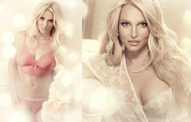 Britney reklamuje swoją bieliznę!