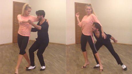 Terrazzino i Zawadzka ćwiczą tango argentyńskie!