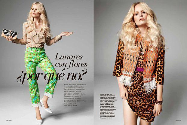 Magda Roman w hiszpańskim magazynie! (FOTO)