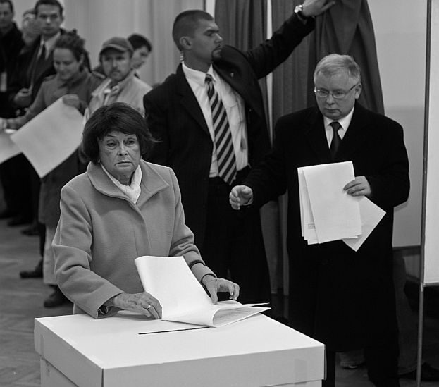 Jadwiga Kaczyńska nie żyje