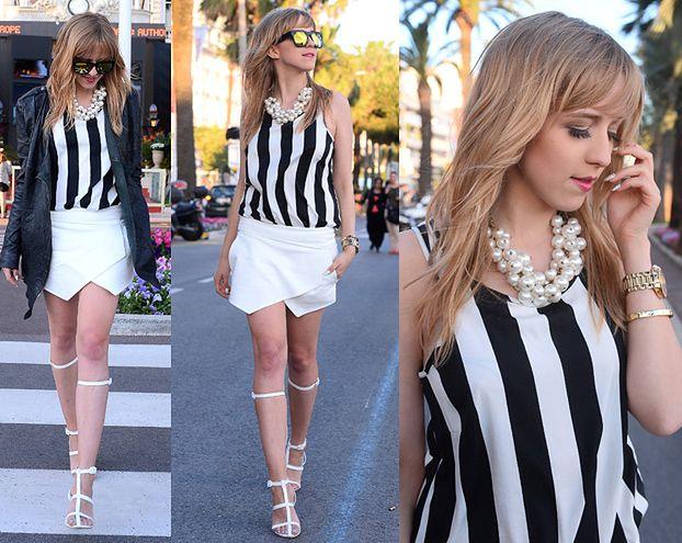Jessica Mercedes pozuje w Cannes! (FOTO)