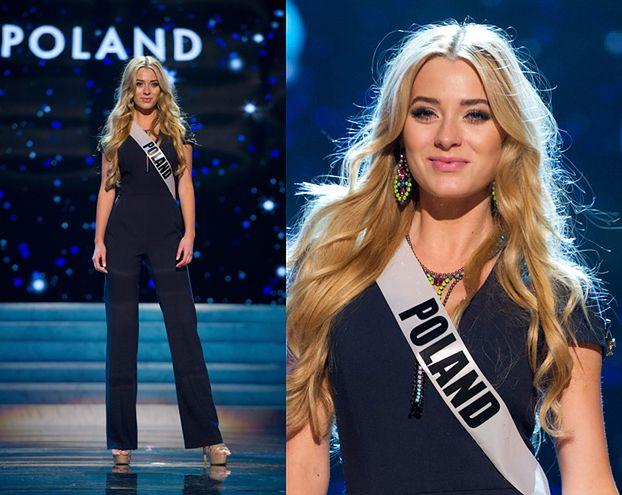 Marcelina Zawadzka na próbie Miss Universe! PIĘKNA?