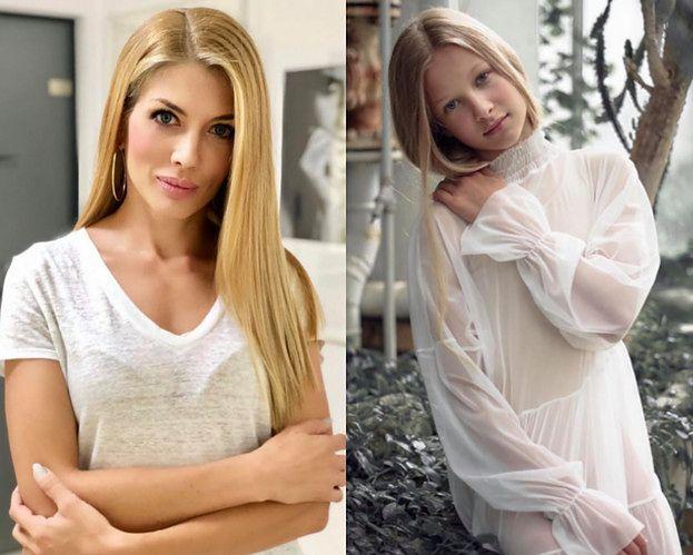 """Izabella Łukomska-Pyżalska chwali się 13-letnią córką: """"Moja Amelka - modelka"""""""