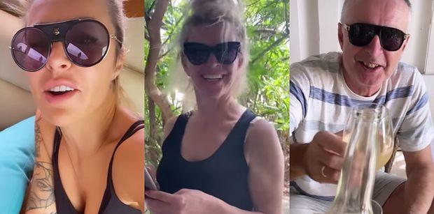 Blanka Lipińska zabrała rodziców na Malediwy! Jedna noc w tym hotelu kosztuje ponad 1000 DOLARÓW... (ZDJĘCIA)