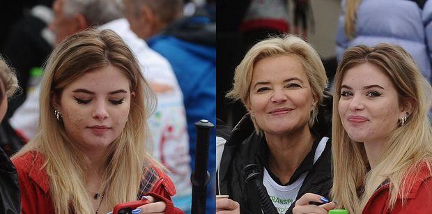 """Monika Richardson """"nie lansuje"""" córki na kolejnej imprezie z udziałem gwiazd (ZDJĘCIA)"""