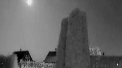 Niecodzienne nagranie. Meteoryt spadł na Ziemię w południowej Norwegii. Relacje świadków