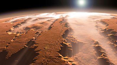 Rekordowe wstrząsy na Marsie. Dane z lądownika InSight ekscytują NASA