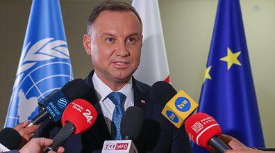 Kpiny z Andrzeja Dudy. Polityk PO był bezlitosny
