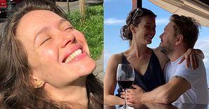 Była żona obecnego partnera Anny Muchy WYSZŁA ZA MĄŻ i... jest w TRZECIEJ ciąży! (FOTO)
