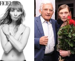 """Agata Buzek o swojej chorobie: """"Przeszłam przez to i wyszłam z tego tylko dzięki moim rodzicom"""""""