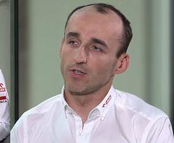 """Robert Kubica: """"Mam partnerkę. To jest bardzo potrzebne"""""""