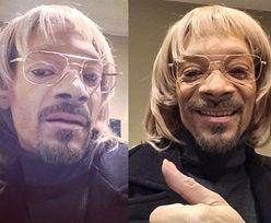 """Snoop Dogg """"przebiera się"""" za białego..."""