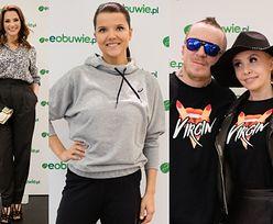 Dereszowska, Jabłczyńska i Lubert z żoną otwierają sklep z butami (ZDJĘCIA)