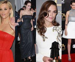 Jolie, Witherspoon i Stewart na gali w Hollywood! (ZDJĘCIA)