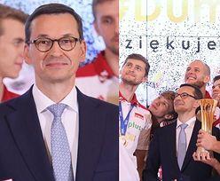 Morawiecki chce odkupić winy dofinansowaniem siatkarzy? Obiecuje 15 MILIONÓW!