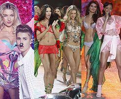 Rihanna i Bieber na pokazie Victoria's Secret! (ZDJĘCIA)