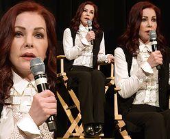 72-letnia Priscilla Presley promuje film o Elvisie