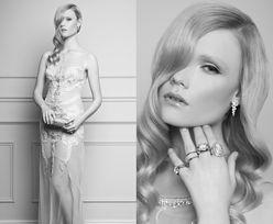 """Honorata z """"Top model"""" w katalogu Zienia"""