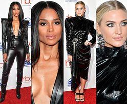 Która barczysta celebrytka wyglądała lepiej: Ciara czy Ashlee Simpson?