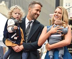 Blake Lively i Ryan Reynolds zostali rodzicami... DWA MIESIĄCE TEMU