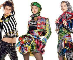 Bella Hadid, Kaia Gerber oraz Gigi Hadid w najdłuższej kampanii Versace w historii!