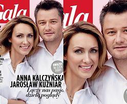 """Kuźniar już trafił na okładkę """"Gali""""! Razem z Kalczyńską..."""