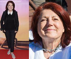 """75-letnia Urszula Dudziak o przemijaniu: """"Jak widzę zmarszczkę, to patrzę na nią z refleksją"""""""