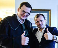 """Ruszył proces """"Marcina D."""" o wyłudzenie od niewidomych 14,5 miliona złotych. """"Oczekuję oczyszczenia z zarzutów"""""""