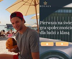 """Reprezentant Polski inwestuje w... aplikację randkową: """"Nawiązuj nowe znajomości z ludźmi na poziomie"""""""