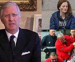 """Król Belgów: """"Nasz kraj jest w żałobie. 22 marca nie będzie już zwykłem dniem"""""""