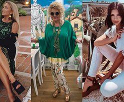 Sandały na platformie - trend na lato