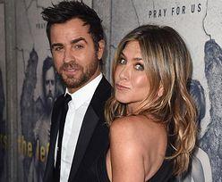 """Aniston i Theroux NIGDY NIE BYLI MAŁŻEŃSTWEM? """"Nie figurują w żadnych dokumentach"""""""