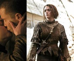 """""""Gra o tron"""": Maisie Williams myślała, że scena erotyczna z dużo starszym aktorem to żart scenarzystów"""