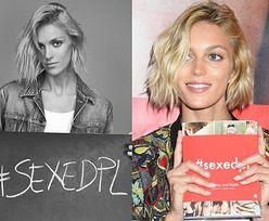 """Anja Rubik o celebrytach, którzy wsparli #SexedPL: """"Bali się reakcji ludzi. Ich kariery zależą od widzimisię fanów"""""""