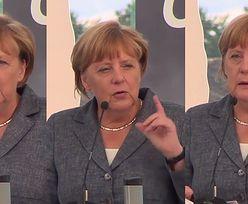 """Angela Merkel: """"Terroryzm nie przybył do nas z uchodźcami"""""""