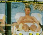 Edyta Górniak topless