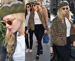 Dawno niewidziana Jennifer Lawrence biegnie na przymiarki u Diora