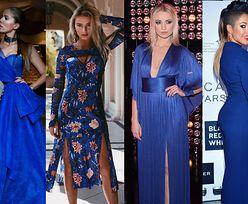Najmodniejsze kobaltowe sukienki - 5 propozycji