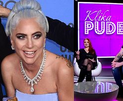 """Niebieskowłosa Lady Gaga zawładnęła Złotymi Globami. """"Zabrakło polskiego akcentu"""""""
