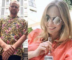 Piotr Adamczyk i Karolina Szymczak pokazali ŚLUBNE OBRĄCZKI na Instagramie! (FOTO)