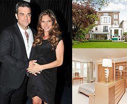Robbie Williams wynajmuje dom... ZA 50 TYSIĘCY TYGODNIOWO! (ZDJĘCIA)