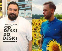 """Tomasz Sekielski poddał się operacji zmniejszenia żołądka. Big Boy z """"Gogglebox"""" ma dla niego kilka porad"""