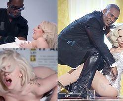 """Nowy teledysk Lady Gagi i R. Kelly'ego to """"REKLAMA GWAŁTU""""?!"""