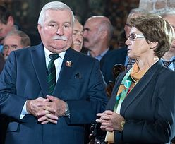 """Wałęsa o żonie: """"Rodzina się skończyła, gdy wyłamała się z obowiązków małżeńskich. POWIEDZIAŁA ZA DUŻO"""""""