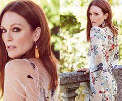 "Julianne Moore pozuje dla ""Vogue'a"""