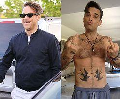 """Robbie Williams: """"Zrobię sobie LIPOSUKCJĘ"""""""